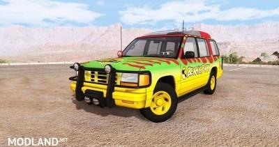 Gavril Roamer Tour Car Jurassic Park v 1.0 [0.9.0]